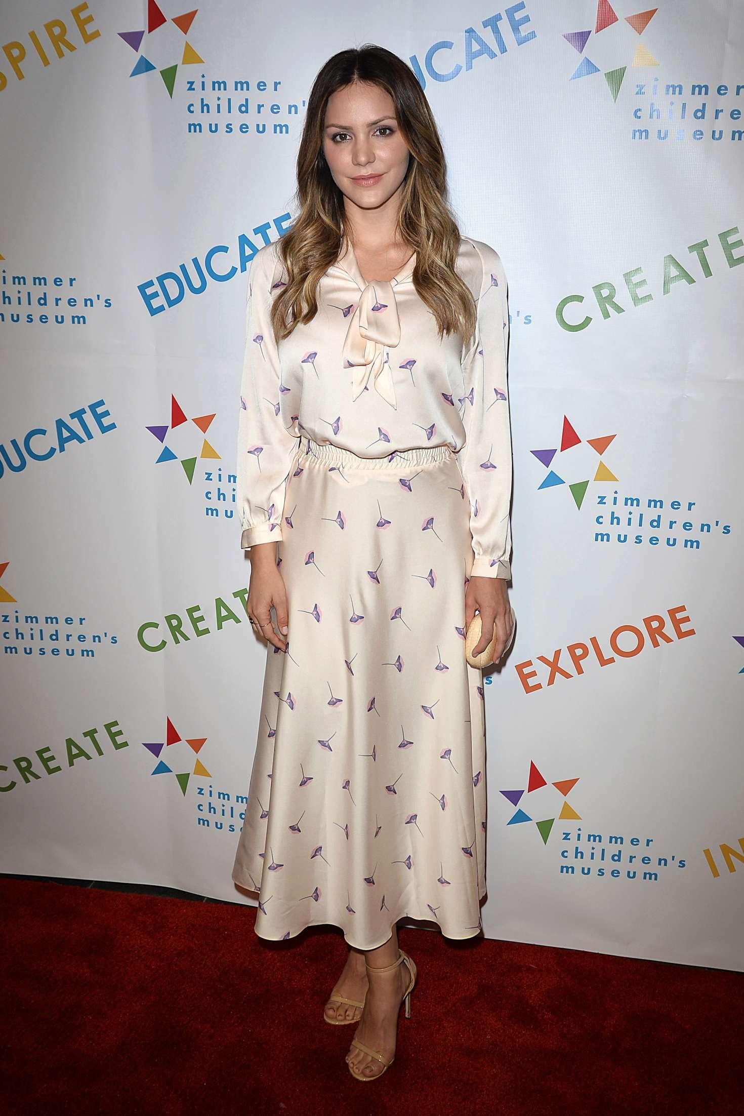 Katharine McPhee 2016 : Katharine McPhee: 16th Annual Discovery Awards Dinner -07