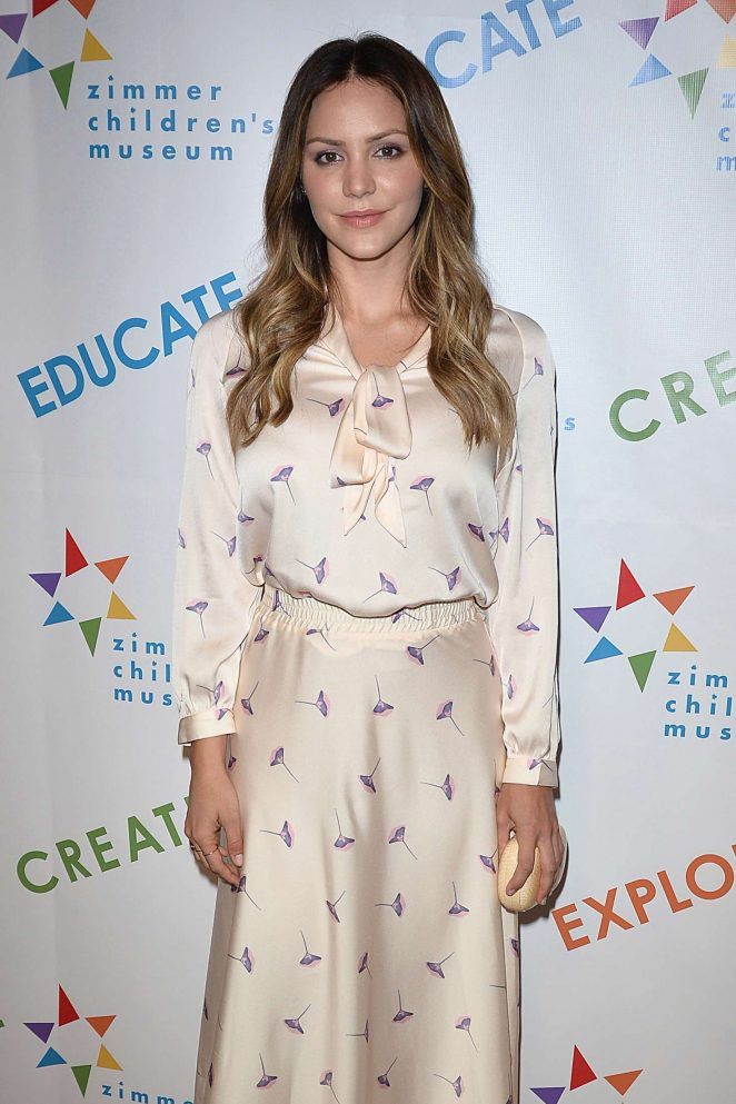 Katharine McPhee - 16th Annual Discovery Awards Dinner to Benefit Zimmer Children's Museum in NY