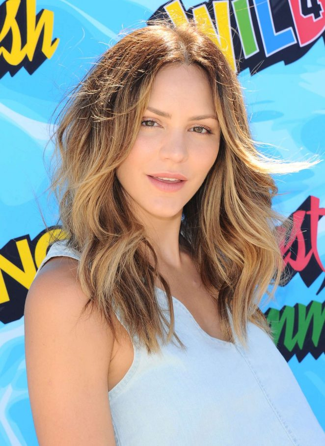 Katharine McPhee: 2016 Just Jared Summer Bash -05