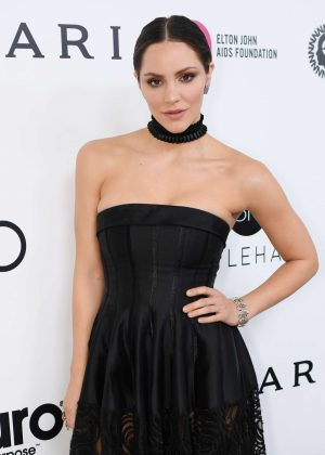 Katharine McPhee - 2017 Elton John AIDS Foundation's Oscar Viewing Party in West Hollywood