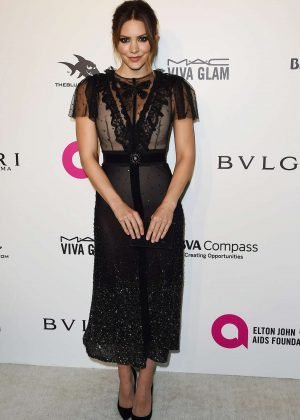 Katharine McPhee - 2018 Elton John AIDS Foundation's Oscar Viewing Party in West Hollywood