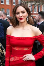 Katharine McPhee - 2019 Laurence Olivier Awards in London