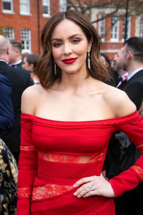 Katharine McPhee - 2019 Laurence Olivier Awards in London