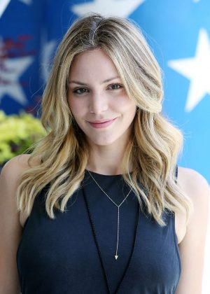 Katharine McPhee - 27th National Memorial Day Concert Rehearsals in Washington