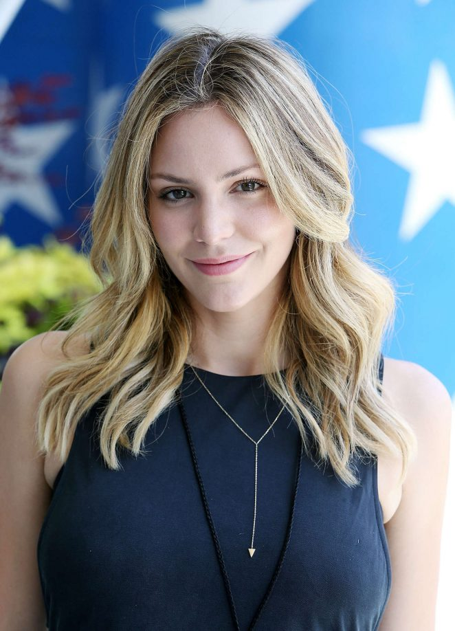 Katharine McPhee – 27th National Memorial Day Concert Rehearsals in Washington