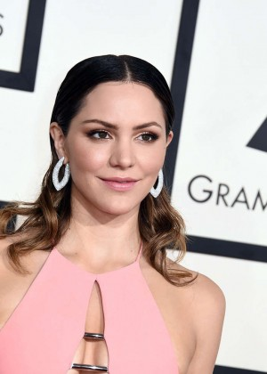 Katharine McPhee: 2015 GRAMMY Awards -01