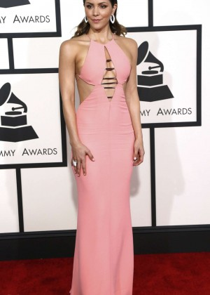Katharine McPhee - GRAMMY Awards 2015 in Los Angeles