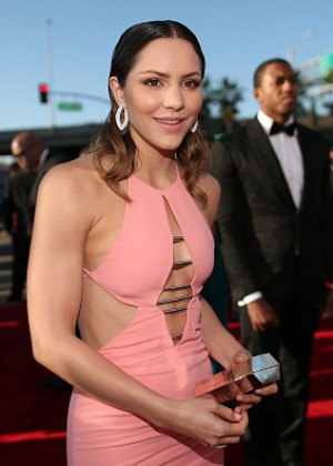 Katharine McPhee: 2015 GRAMMY Awards -06