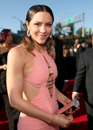 Katharine McPhee: 2015 GRAMMY Awards -07