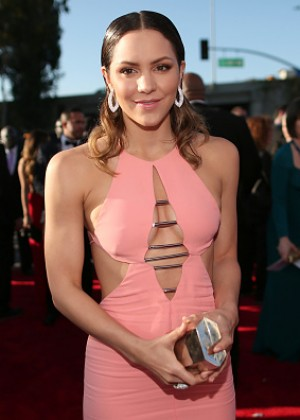 Katharine McPhee: 2015 GRAMMY Awards -09