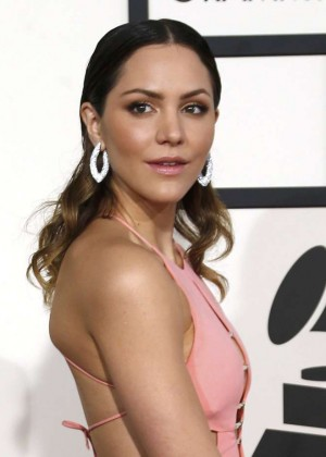 Katharine McPhee: 2015 GRAMMY Awards -10
