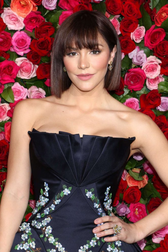 Katharine McPhee - 2018 Tony Awards in New York