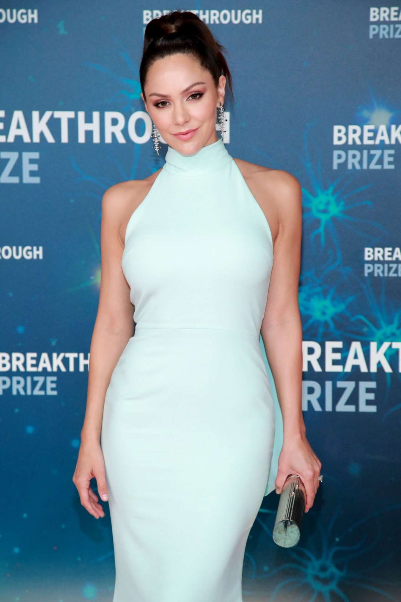 Katharine McPhee - 8th Annual Breakthrough Prize Ceremony in Mountain View