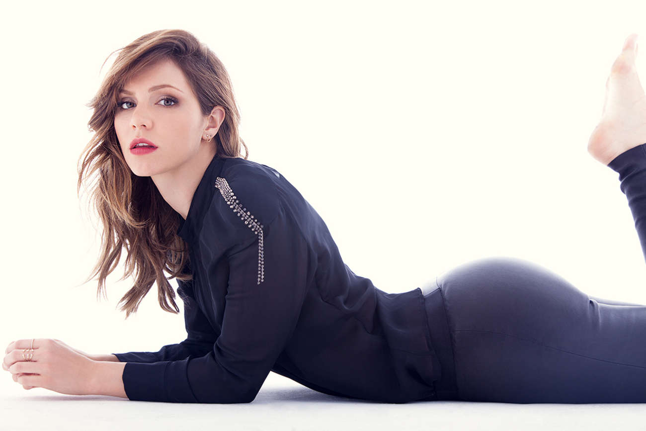 Katharine McPhee - Album Cover Shoot
