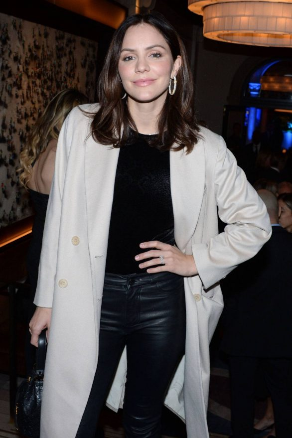 Katharine Mcphee - Attends Prostate Cancer Foundation Dinner in New York