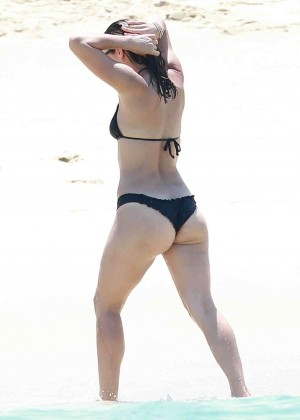 Katharine McPhee in Black Bikini -23
