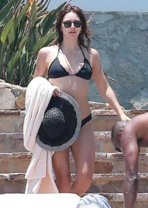 Katharine McPhee in Black Bikini -39