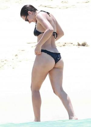 Katharine McPhee in Black Bikini -41