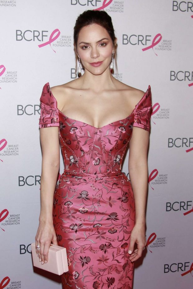 Katharine McPhee - Breast Cancer Research Foundation Hot Pink Party in New York
