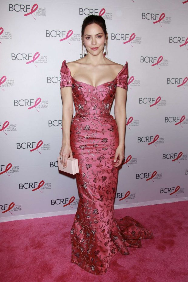 Katharine McPhee: Breast Cancer Research Foundation Hot Pink Party-15