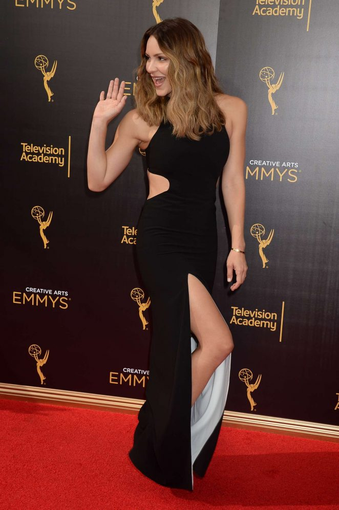 Katharine McPhee - Creative Arts Emmy Awards 2016 in Los Angeles