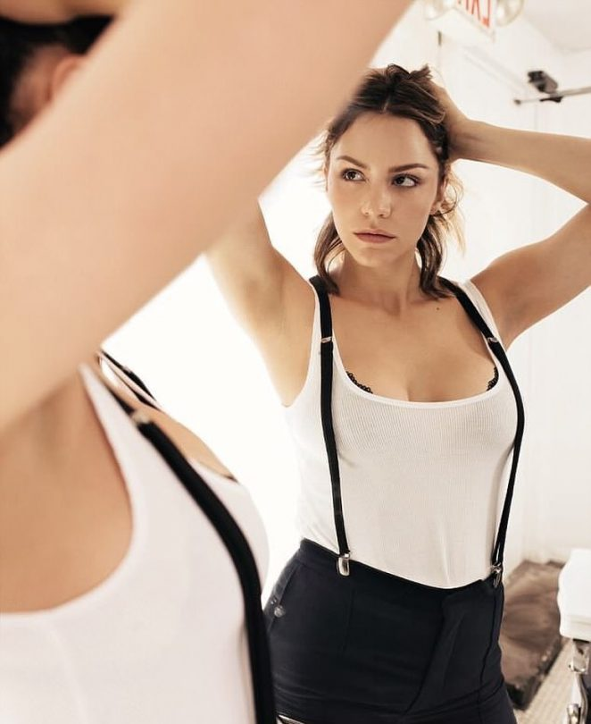 Katharine McPhee for Men's Health Magazine (June 2018)