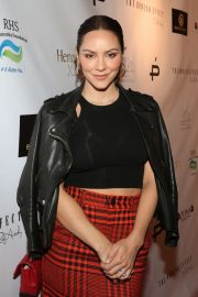 Katharine McPhee - Gladys Knight's 75th Birthday Party in Los Angeles