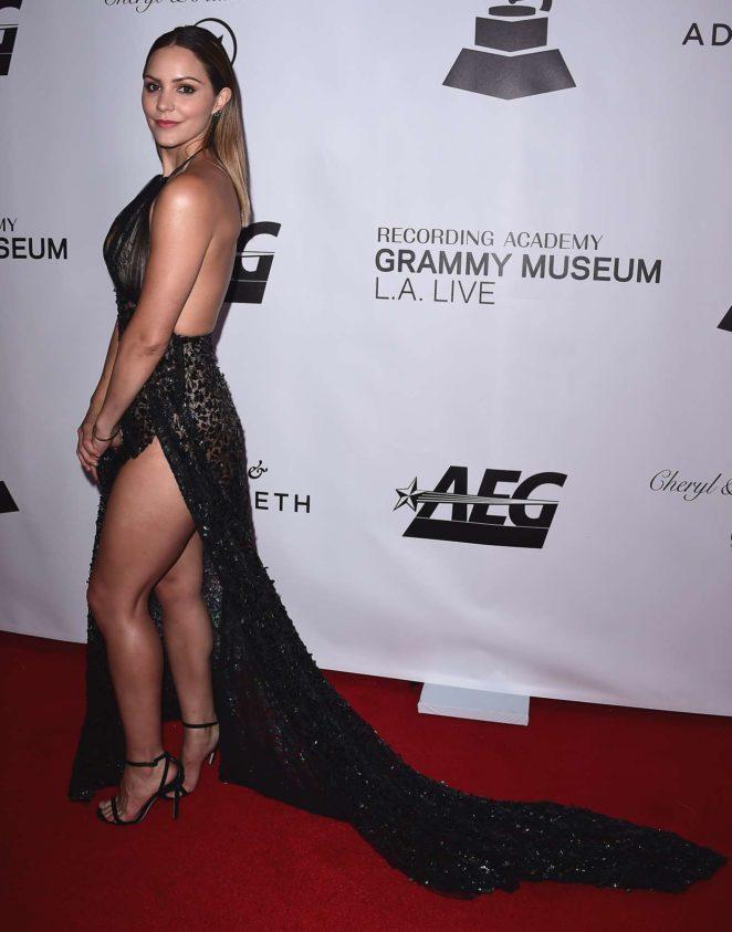 Katharine McPhee - Grammy Museum Gala in Westwood