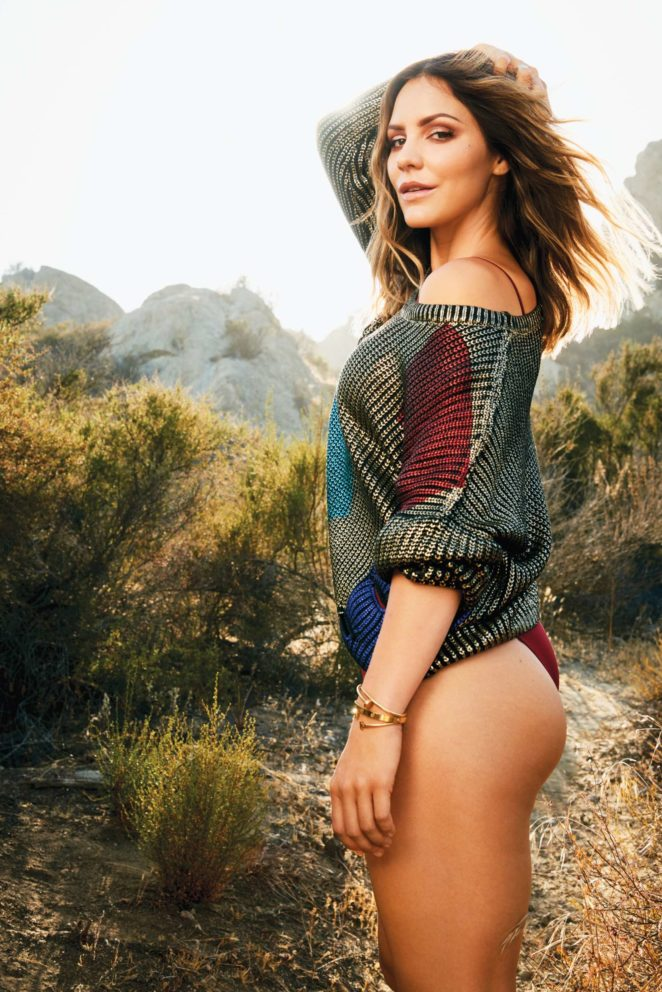 Katharine McPhee - Health Magazine (December 2017)