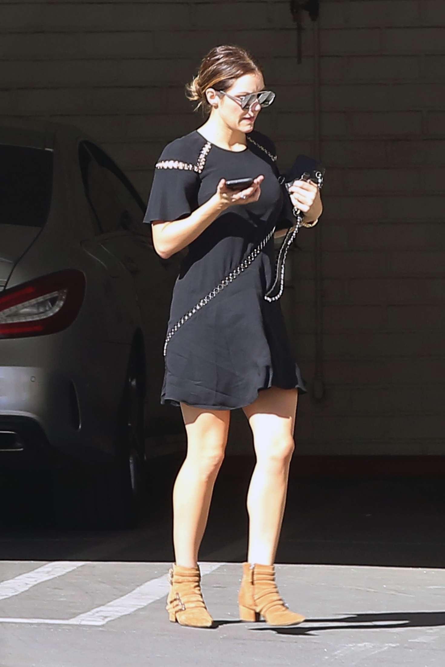 Katharine Mcphee In Mini Dress 28 Gotceleb