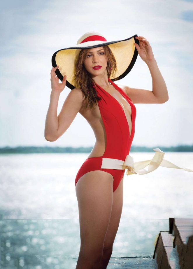 Katharine McPhee in Swimsuit - Personal Pics