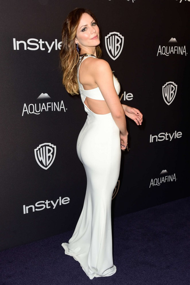 Katharine McPhee - InStyle and Warner Bros 2016 Golden Globe Awards Post-Party in Beverly Hills