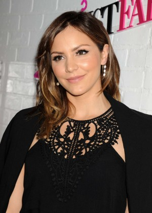 Katharine McPhee - JustFab Ready-To-Wear Launch Party in West Hollywood