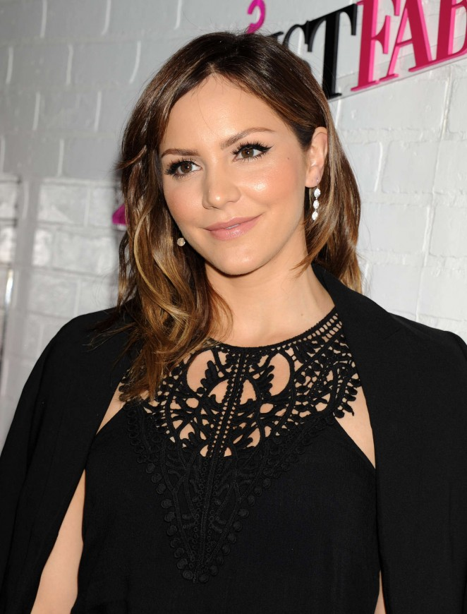 Katharine McPhee – JustFab Ready-To-Wear Launch Party in West Hollywood