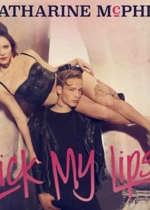 Katharine McPhee - 'Lick My Lips' Music Video & Single Promos