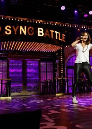 Katharine McPhee - Lip Sync Battle Stills