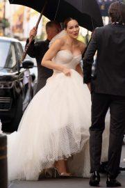 Katharine McPhee - Married David Foster in London