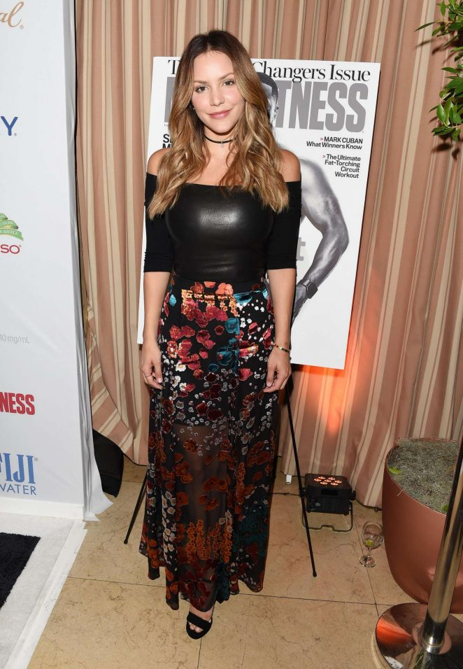 Katharine McPhee: Mens Fitness Magazine Celebrates the 2016 Game Changers -01