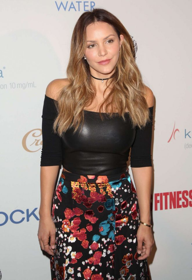 Katharine McPhee: Mens Fitness Magazine Celebrates the 2016 Game Changers -25