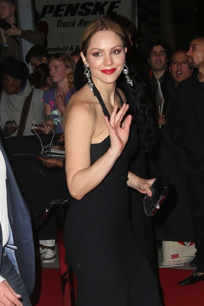 Katharine McPhee - Met Gala Afterparty in New York City