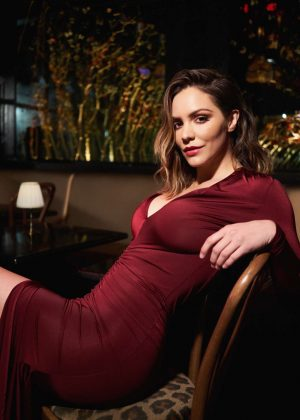 Katharine McPhee - 'Night and Day' Music Video Photoshoot 2018