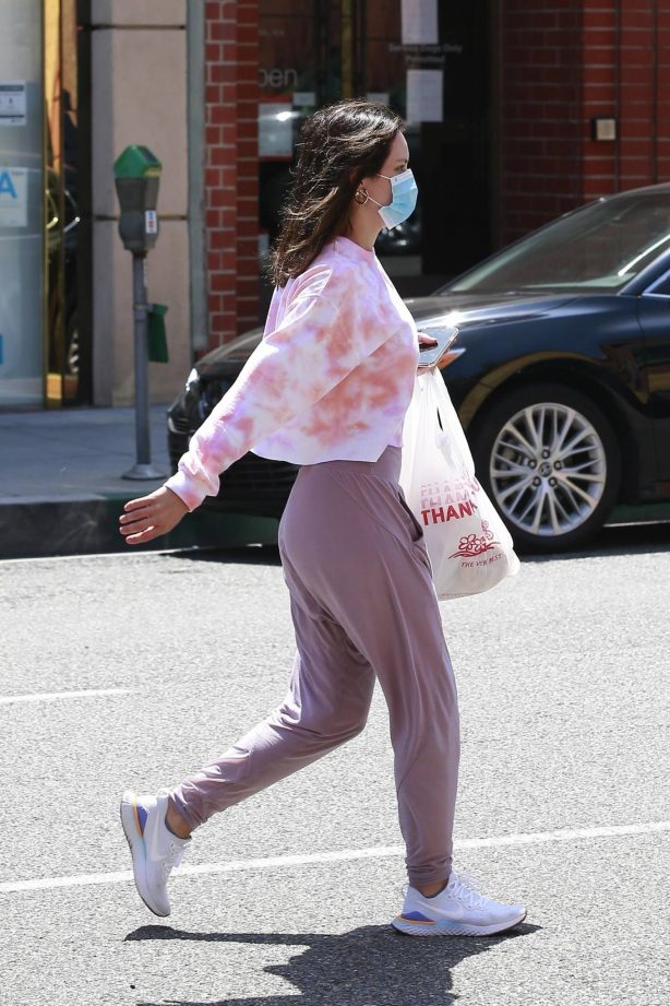 Katharine McPhee - Out in Beverly Hills