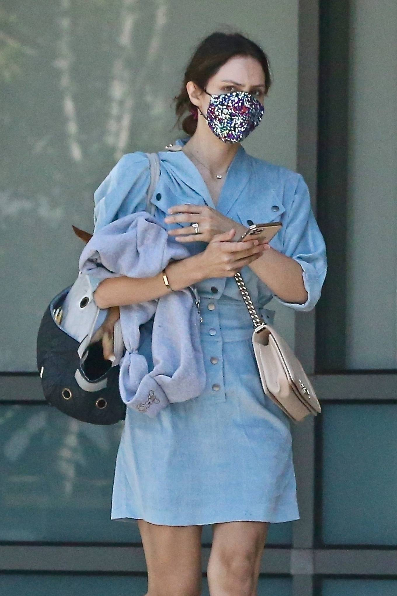 Katharine McPhee - Out in West Hollywood