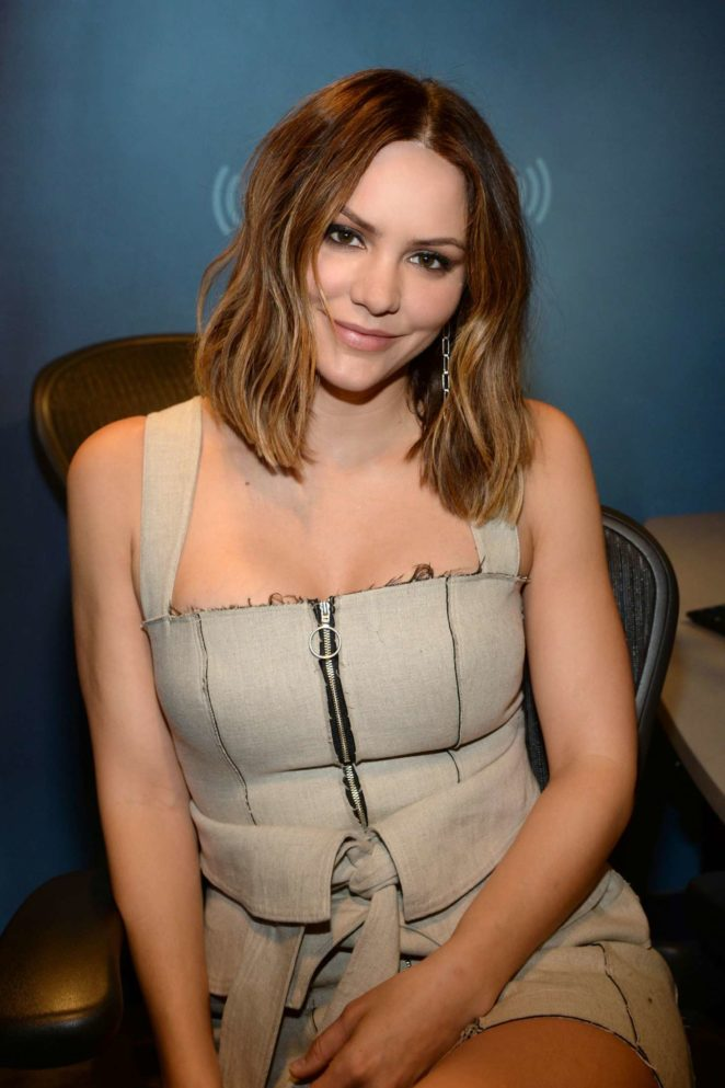 Katharine McPhee: Promoting her new album at SiriusXM -19