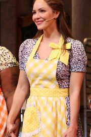 Katharine McPhee - Rejoins the cast of 'Waitress' at Brooks Atkinson Theatre in NY