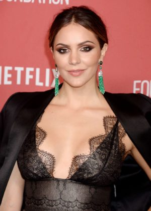 Katharine McPhee - SAG-AFTRA Foundation's Patron of the Artists Awards in Beverly Hills