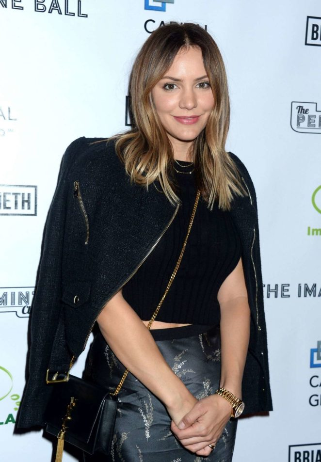 Katharine McPhee - The Imagine Ball in Los Angeles