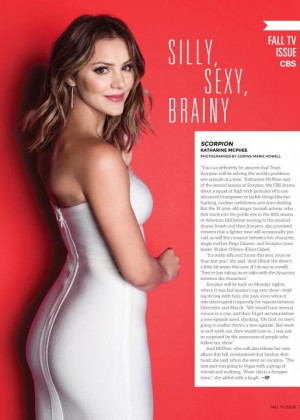 Katharine McPhee - The Wrap Fall TV Issue (September 2015)