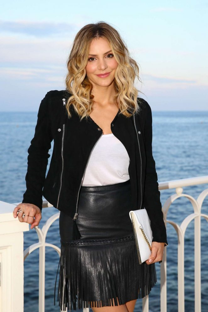 Katharine McPhee - TV Series Party at the 56th Monte-Carlo Television Festival in Monaco