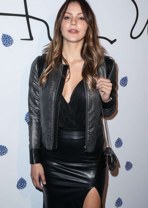 Katharine McPhee - Tyler Ellis Celebrates 5th Anniversary in West Hollywood